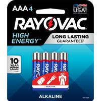 Rayovac Ready Power AAA Alkaline Batteries 4-Pack from Blain's Farm and Fleet