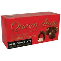 Queen Anne Chocolate Cordial Cherries from Blain's Farm and Fleet