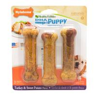 Nylabone Healthy Edibles DHA Omega Puppy Chews from Blain's Farm and Fleet