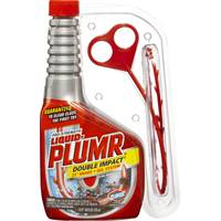Liquid - Plumr Pro-Strength Clog Remover, Double Impact 23 Inch Snake Plus Gel System from Blain's Farm and Fleet