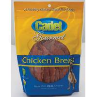 Cadet 14 oz Chicken Breast Dog Treats from Blain's Farm and Fleet