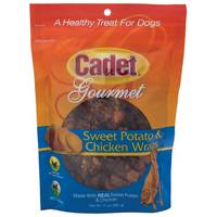 Cadet Sweet Potato & Chicken Wraps from Blain's Farm and Fleet