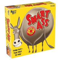 University Games Smart Ass Game from Blain's Farm and Fleet