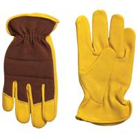 Work n' Sport Men's Universal Unlined Leather Glove from Blain's Farm and Fleet