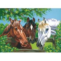 Reeves International Horses Painting By Numbers from Blain's Farm and Fleet