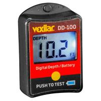 Vexilar Digital Depth & Battery Status Indicator from Blain's Farm and Fleet