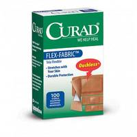 Curad Flex - Fabric Assorted - Sized Bandages from Blain's Farm and Fleet