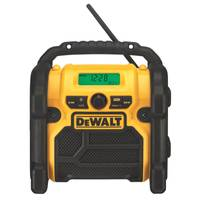 DEWALT 18V / 20V / 12V Compact Worksite Radio from Blain's Farm and Fleet