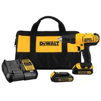 DEWALT 20V MAX Lithium-Ion Compact Drill/Driver Kit from Blain's Farm and Fleet