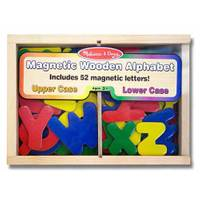 Melissa & Doug 52-Piece Wooden Alphabet Magnets from Blain's Farm and Fleet