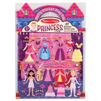 Melissa & Doug Puffy Sticker Princess Play Set from Blain's Farm and Fleet
