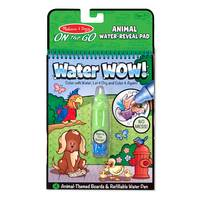 Melissa & Doug Water WOW! Animals Coloring Book & Pen from Blain's Farm and Fleet
