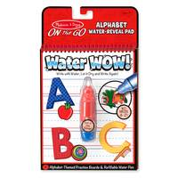 Melissa & Doug Water WOW! Alphabet Activity Book from Blain's Farm and Fleet