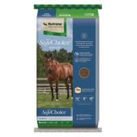 Nutrena SafeChoice Senior Horse Feed from Blain's Farm and Fleet
