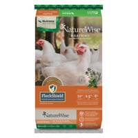 Nutrena NatureWise Meatbird 22% Crumbles Chicken Feed from Blain's Farm and Fleet
