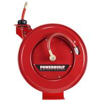 Powerbuilt Automatic Air Hose Reel from Blain's Farm and Fleet