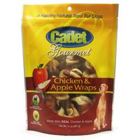 Cadet Apple & Chicken Wraps Dog Treats from Blain's Farm and Fleet