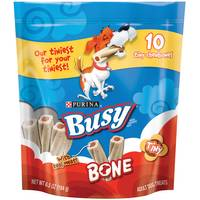 Busy Bone Tiny Chewbones from Blain's Farm and Fleet