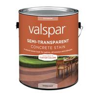 Valspar Tintable Semi - Transparent Concrete Stain from Blain's Farm and Fleet