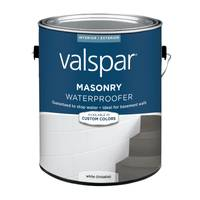 Valspar White Latex Masonry Waterproofer from Blain's Farm and Fleet