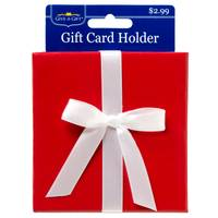 Give-A-Gift Gift Card Box from Blain's Farm and Fleet