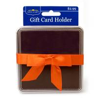 Give-A-Gift Franklin Brown Gift Card Tin from Blain's Farm and Fleet