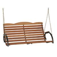 Jack Post Country Garden Porch Swing from Blain's Farm and Fleet