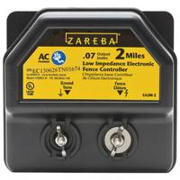 Zareba 2 Mile AC Electric Fence Energizer from Blain's Farm and Fleet