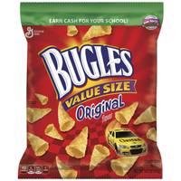 Bugles Original Crispy Corn Snacks Value Size from Blain's Farm and Fleet