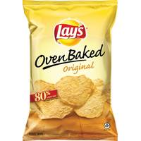 Lay's Oven Baked Original Potato Chips from Blain's Farm and Fleet