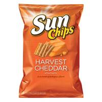 SunChips 7 oz Harvest Cheddar Multi Grain Chips from Blain's Farm and Fleet