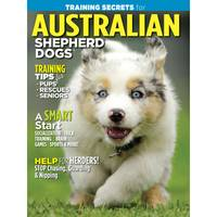 i-5 Publishing Training Secrets for Australian Shepherds from Blain's Farm and Fleet