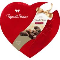 Russell Stover Red Foil Valentine's Day Candy Heart from Blain's Farm and Fleet