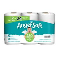 Angel Soft Double Roll Toilet Paper from Blain's Farm and Fleet