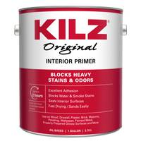 KILZ Original Oil-Base Interior Primer - Low VOC from Blain's Farm and Fleet