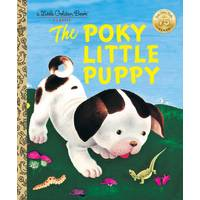 Little Golden Books The Poky Little Puppy from Blain's Farm and Fleet