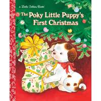 Little Golden Books Poky Little Puppy's First Christmas from Blain's Farm and Fleet