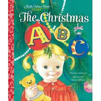 Little Golden Books The Christmas ABC from Blain's Farm and Fleet