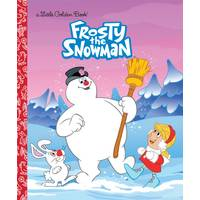 Little Golden Books Frosty the Snowman from Blain's Farm and Fleet