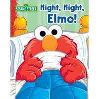 Little Simon Sesame Street: Night, Night, Elmo! Book from Blain's Farm and Fleet