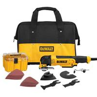 DEWALT Oscillating Multi - Tool Kit from Blain's Farm and Fleet