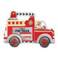 Scholastic I Am A Fire Truck Book from Blain's Farm and Fleet