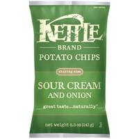 Kettle Brand Sour Cream and Onion Potato Chips from Blain's Farm and Fleet
