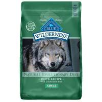 Blue Buffalo Wilderness 24 lb Grain Free Duck Natural Evolutionary Diet Dog Food from Blain's Farm and Fleet