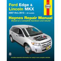 Haynes Ford Edge & Lincoln MKX, '07-'13 Manual from Blain's Farm and Fleet