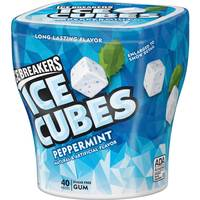 ICE BREAKERS ICE CUBES Sugar Free Gum from Blain's Farm and Fleet