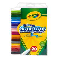 Crayola Super Tips Washable Markers from Blain's Farm and Fleet