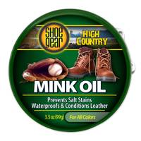 Shoe Gear Mink Oil from Blain's Farm and Fleet