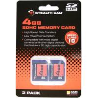 Stealth Cam 4GB SD Cards - 2 Pack from Blain's Farm and Fleet