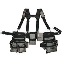 Bucket Boss Mullet Buster Suspension Rig Tool Belt from Blain's Farm and Fleet
